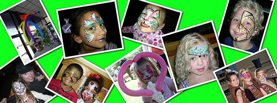 Fun Face Painting and Balloon Sculpture