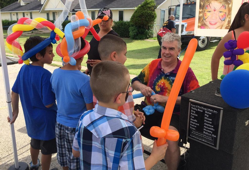 Experienced Reliable Face Painting Balloons Dfw